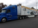 Qualcomm Trailer Wrap