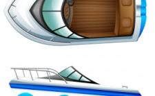 vinyl boat wrap