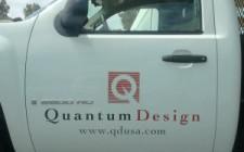 truck door lettering