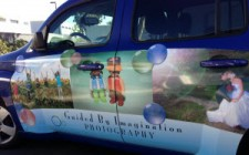 What Can Vinyl Vehicle Wraps Do for My Business?