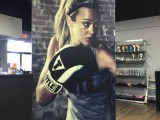 Boxing Wall Wrap
