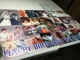 Birthday Photo Banner