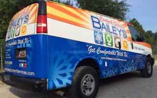 marketing vehicle wrap