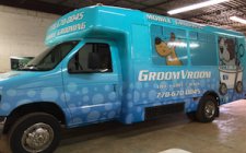 vehicle wrap specialist